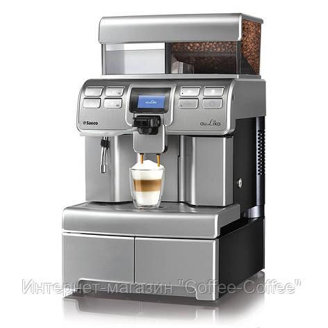 Saeco Aulika ТОР Hight speed cappuccino, фото 2