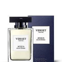 Парфюмированная вода Verset Acqua Pour Homme, 100ml