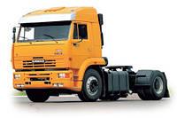 Лобовое стекло КАМАЗ 5320 тонированное с полосой