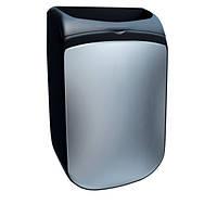 Корзина для использованных бумажных полотенец Mercury черная