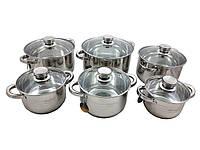 Набор посуды 12 предметов Edenberg EB 4036