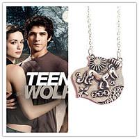 Кулон Волчонок Teen Wolf