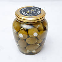 Маслины зеленные  фаршированные сыром «Фета» 0,72 л