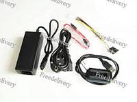Переходник USB - SATA, IDE, 2.5/3.5 + блок питания, фото 1