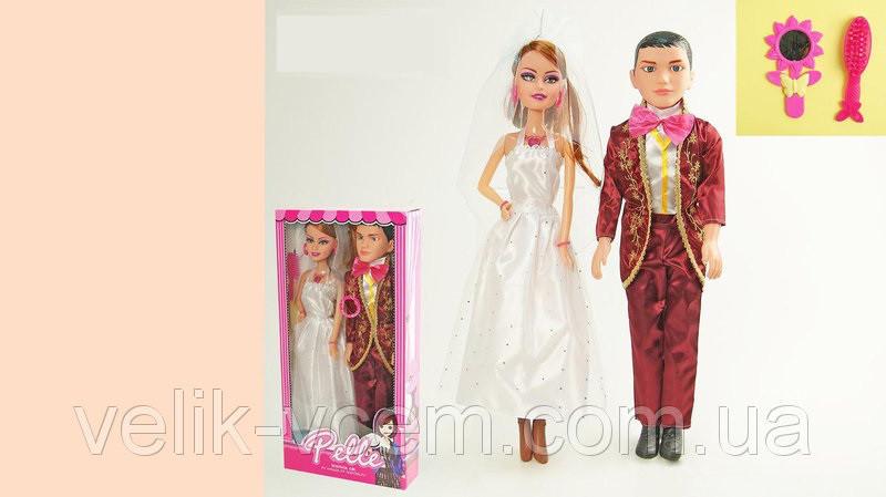 """Кукла большая """"Жених и невеста"""" 8861-7C"""