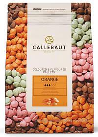 Barry Callebaut ORANGE-E4-U70 Оранжевий шоколад зі смаком апельсину, по 2.5 кг