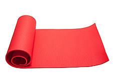 Коврик для фитнеса, аэробики, йоги «Light-8» 1800x600x8 мм, фото 3