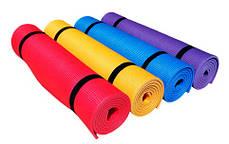 Коврик для фитнеса, аэробики, йоги «Light-8» 1800x600x8 мм, фото 2
