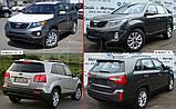 Блок управления на руле на Киа Соренто  (Kia Sorento) 2012-2016, фото 2