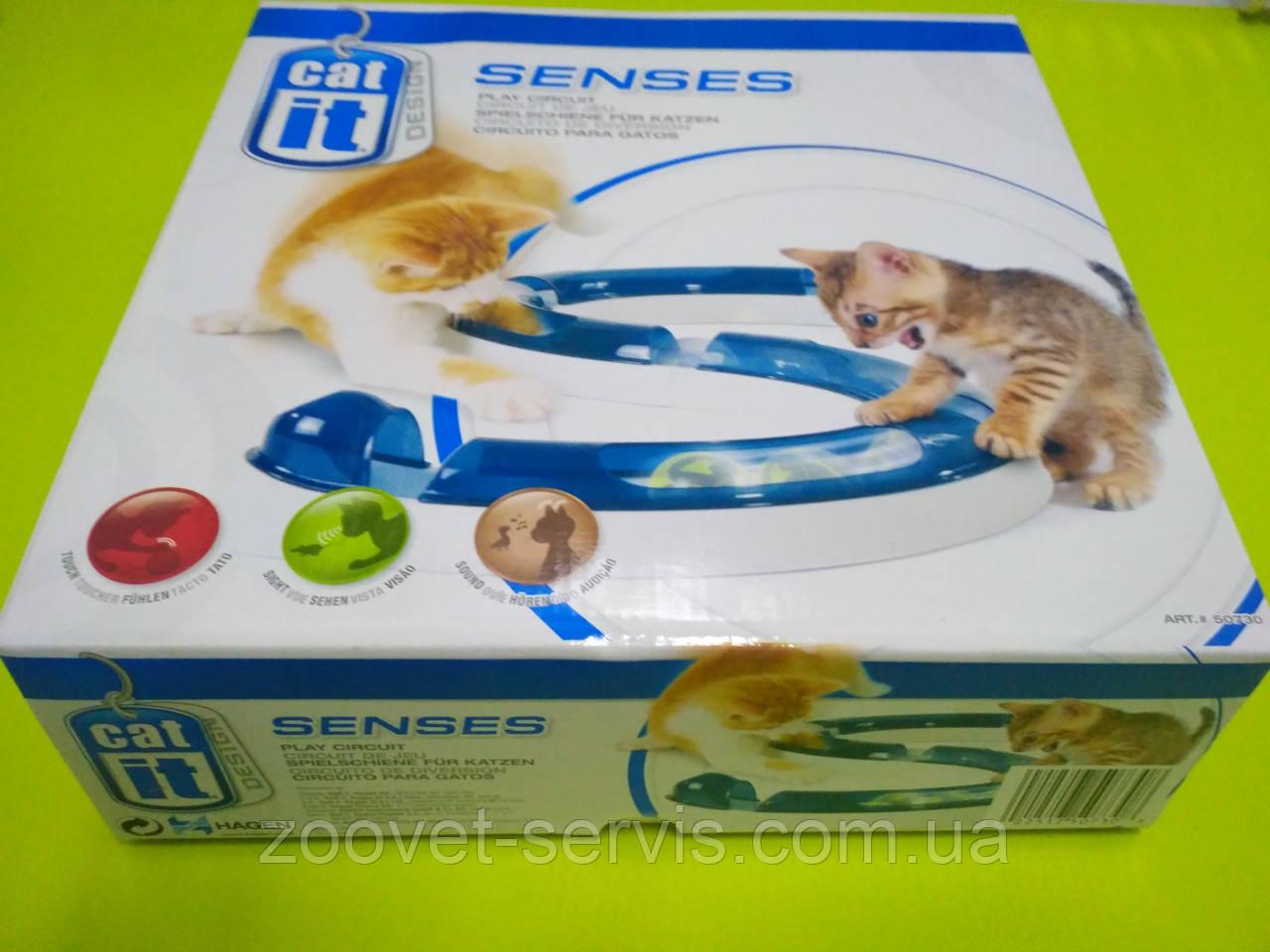 Интерактивная игрушка для кошекИгровой лабиринтCatit PLAY CIRCUIT