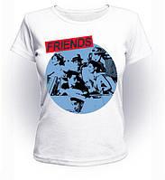 Футболки Друзья Friends