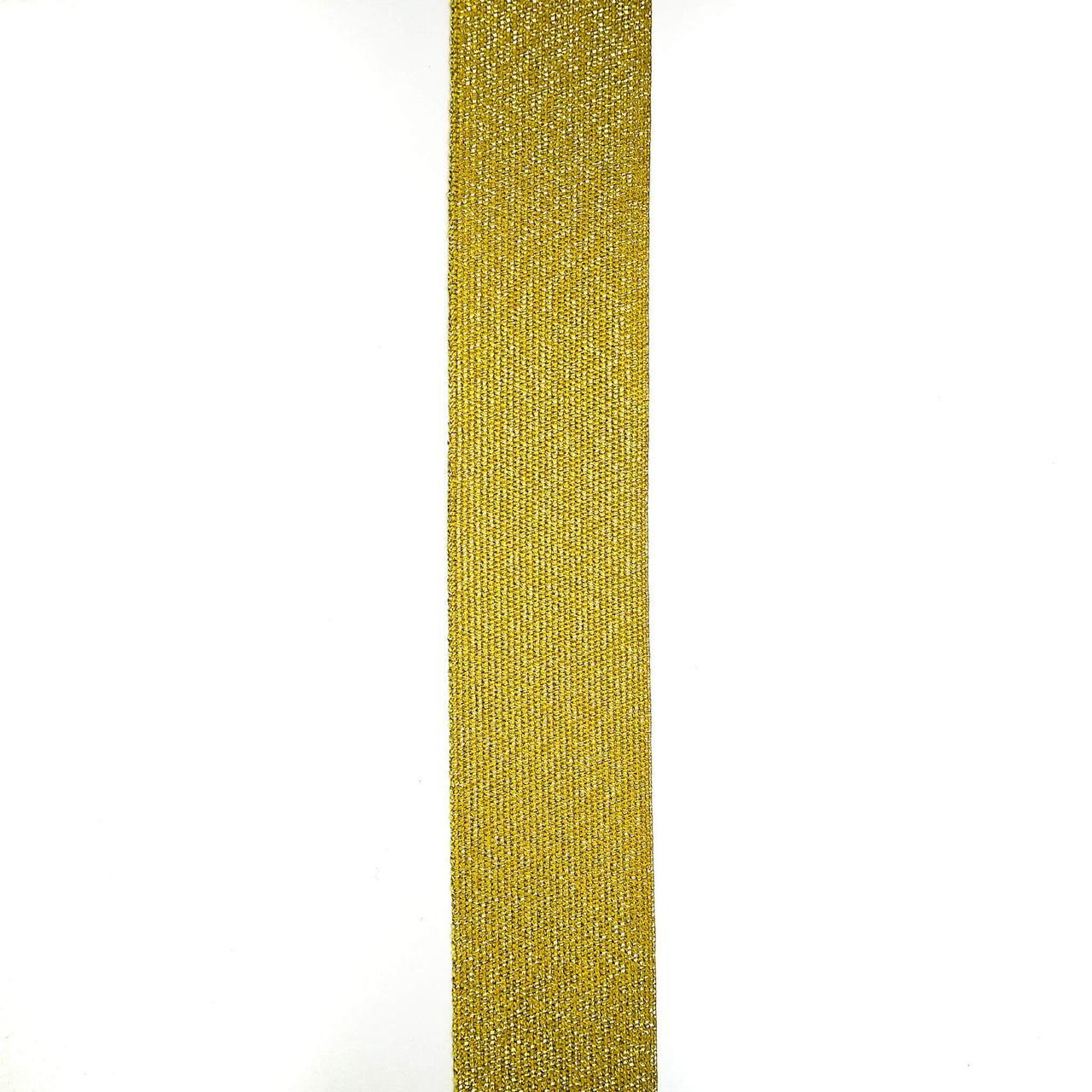 Лента галун с метанитью 30 мм (25м/рулон)