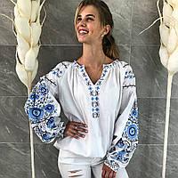 9f3d82dd153235 Вишиті жіночі блузки машинна вишивка в категории этническая одежда и ...