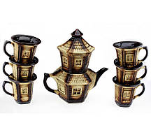 Чайный набор большой Фильварок, 8 предметов