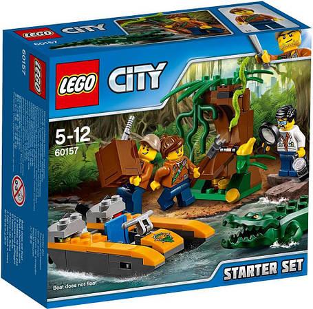 Конструктор «LEGO» (60157) Набор «Джунгли» для начинающих, фото 2