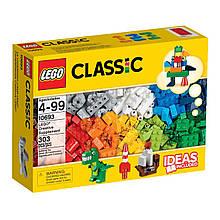 Конструктор «LEGO» (10693) Дополнение к набору для творчества – яркие цвета