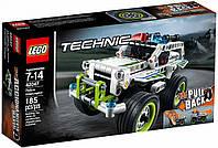 Конструктор «LEGO» (42047) Полицеский автомобиль-перехватчик