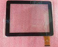 Оригинальный тачскрин / сенсор (сенсорное стекло) для Impression ImPad 9707 (черный цвет, самоклейка)