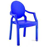 Кресло детское озорник Afacan синее (Papatya-TM)