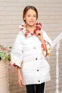 Курточка двухсторонняя Жаклин