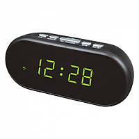 Настольные часы Kronos VST-712-2 Черные (sp_3805)