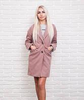 Демисезонное брендовое пальто 42420