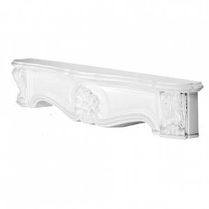 H100A фрагмент камина Orac Luxxus