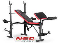 Спортивная скамья Neo-Sport NS-200