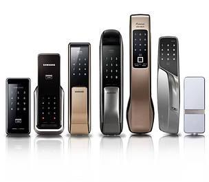 Электронные, биометрические замки и комплектующие