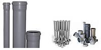 Труба для внутренней канализации ПВХ 110мм 2,2мм