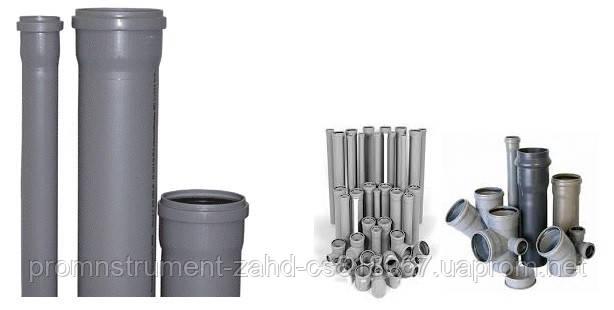 Труба для внутренней канализации ПВХ 110мм 2,2мм - MKA-MetalPolimer в Львове