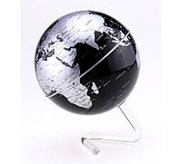Глобус вращающийся на прозрачной подставке, 3 цвета