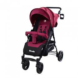 Коляска прогулочная Babycare Strada CRL-7305 Dark Cherry