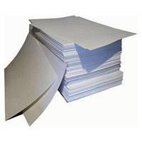 Картон для прошивки документов плотность 360