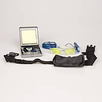 Игровой шпионский набор Na-Na IE170 с лупой очками и микрофоном (T32-014)