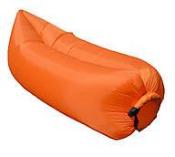 Диван-лежак надувной Estexo Оранжевый