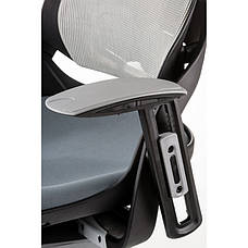 Кресло Special4You WAU SLATEGREY FABRIC, SNOWY NETWORK (Е0796), фото 2