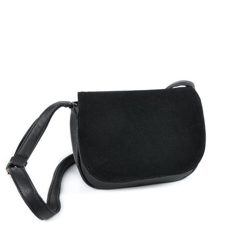 bb4e954d9819 Сумка замшевая М55-47/замш кроссбоди маленькая на плечо - Интернет магазин  сумок SUMKOFF