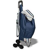 Сумка на колесиках со складным стулом