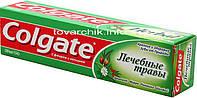 """Зубна паста """"Colgate"""" 100мл цілющі трави відбілююча 12шт./уп"""