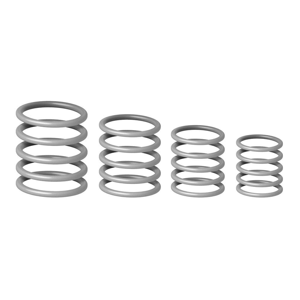 Набор серых сменных колец для стоек Gravity RP5555GRY1