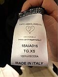 Платье черное длинное Италия Anima Gemella, фото 4