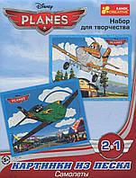 Картинка из песка Ranok-Creative Самолеты (13153006Р)