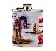 Фляга карманная LONDON
