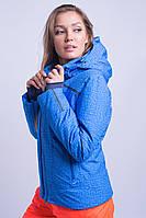 Куртка женская лыжная Avecs M Голубая (8683 - m)
