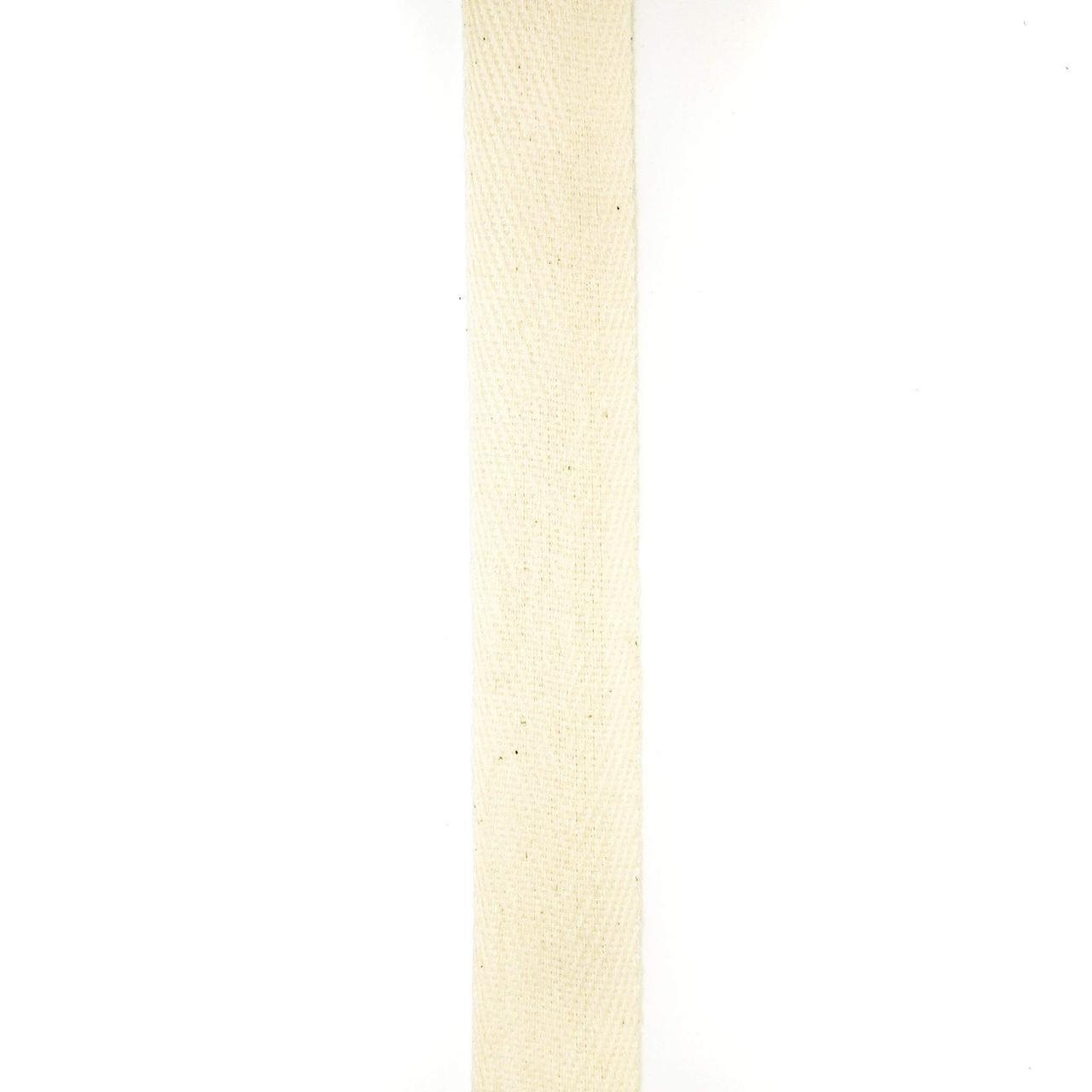 Лента киперная суровая 25 мм (50м/рулон)