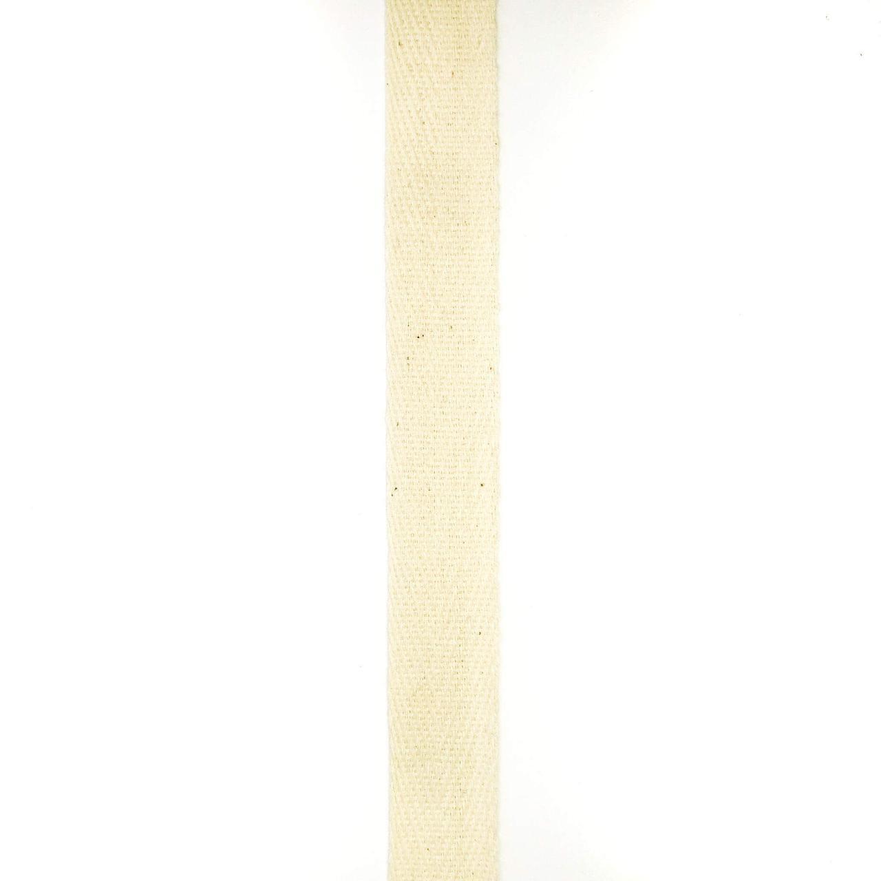 Стрічка киперная сувора 18 мм (50м/рулон)