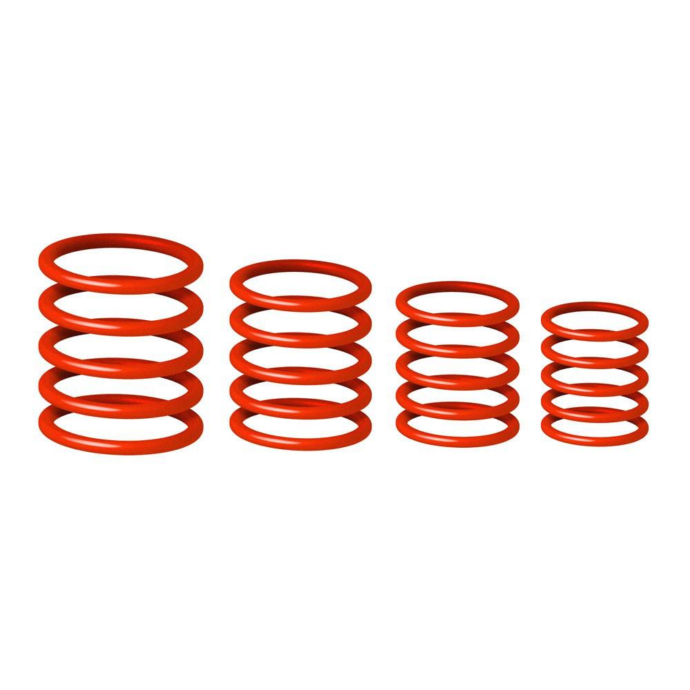 Набор красных сменных колец для стоек Gravity RP5555RED1