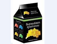 Набор для опытов Ranok-Creative Выращиваем желтые кристаллы (12116005Р)