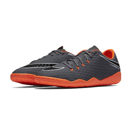Футзалки Nike HypervenomX Phantom III Academy IC AH7278-081 (Оригинал), фото 2